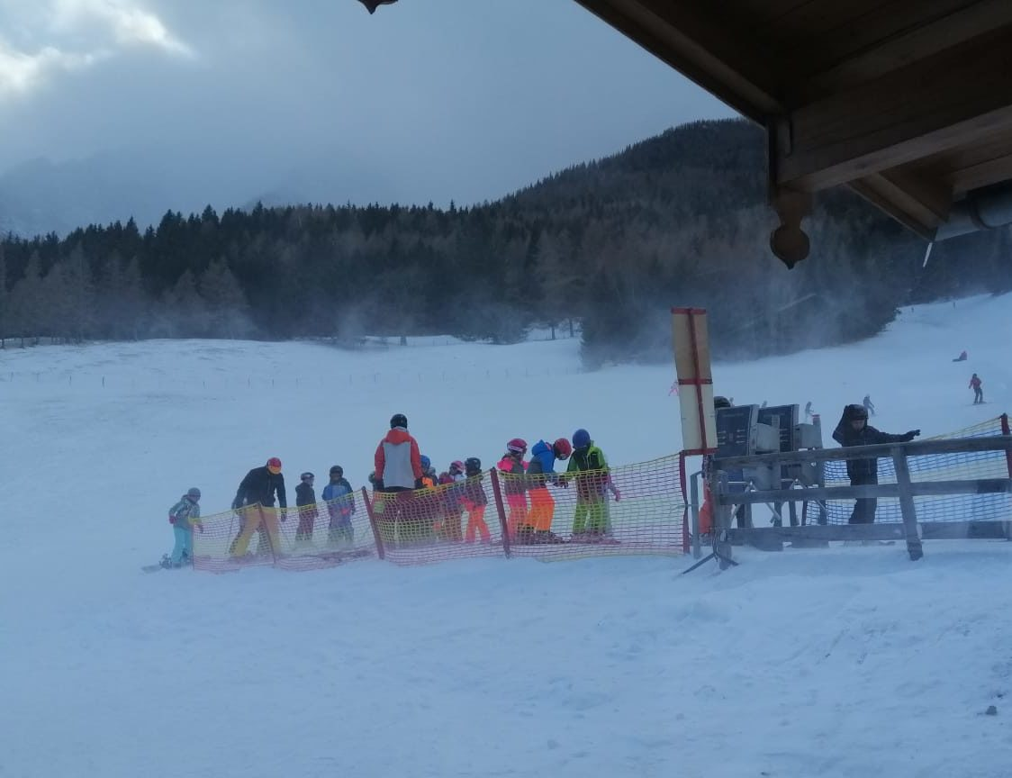 Skitag in Puchberg am Schneeberg